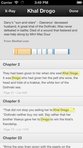 Kindle-3.5-for-iOS-iPhone X-Ray-screenshot-001