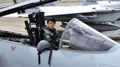 Japanese F-15 pilot