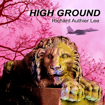 Cover, HIGH GROUND audiobook edition